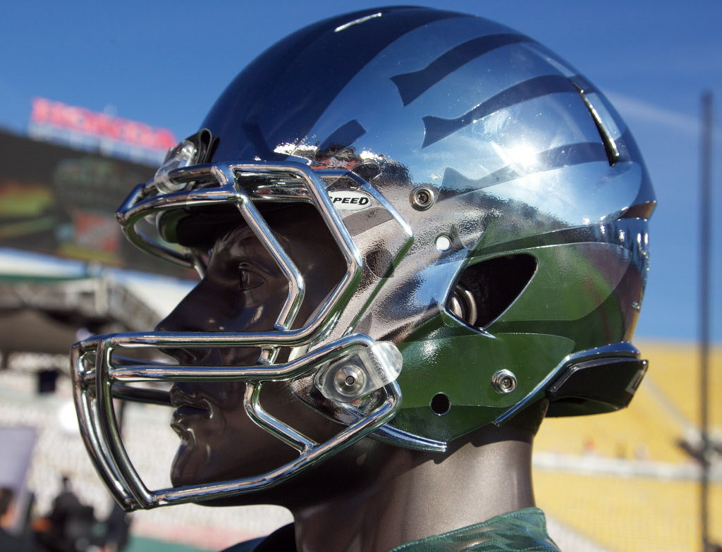 Oregon Ducks Football Helmets 2014 Oregon unveils ...