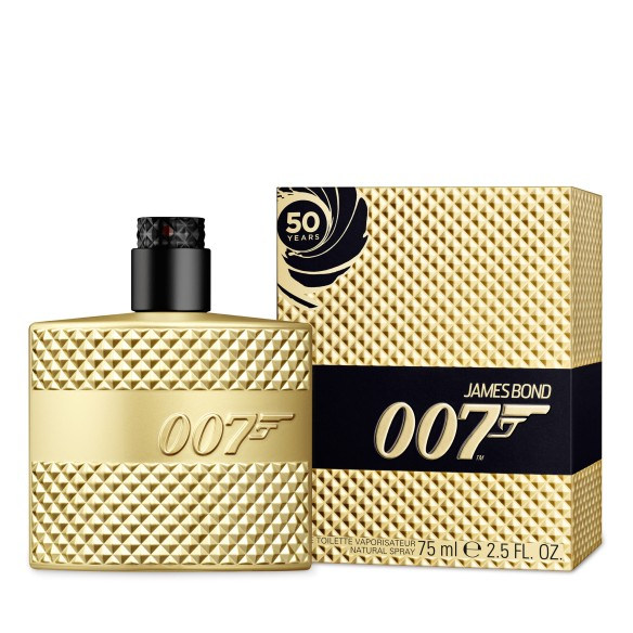 Bond 007 Gold Limited Edt