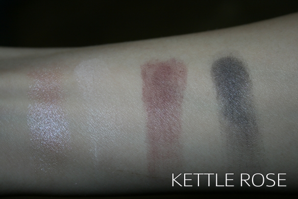 "Off The Rack, Daylight, Sultry Mauve, ""IT"" List (no primer)"