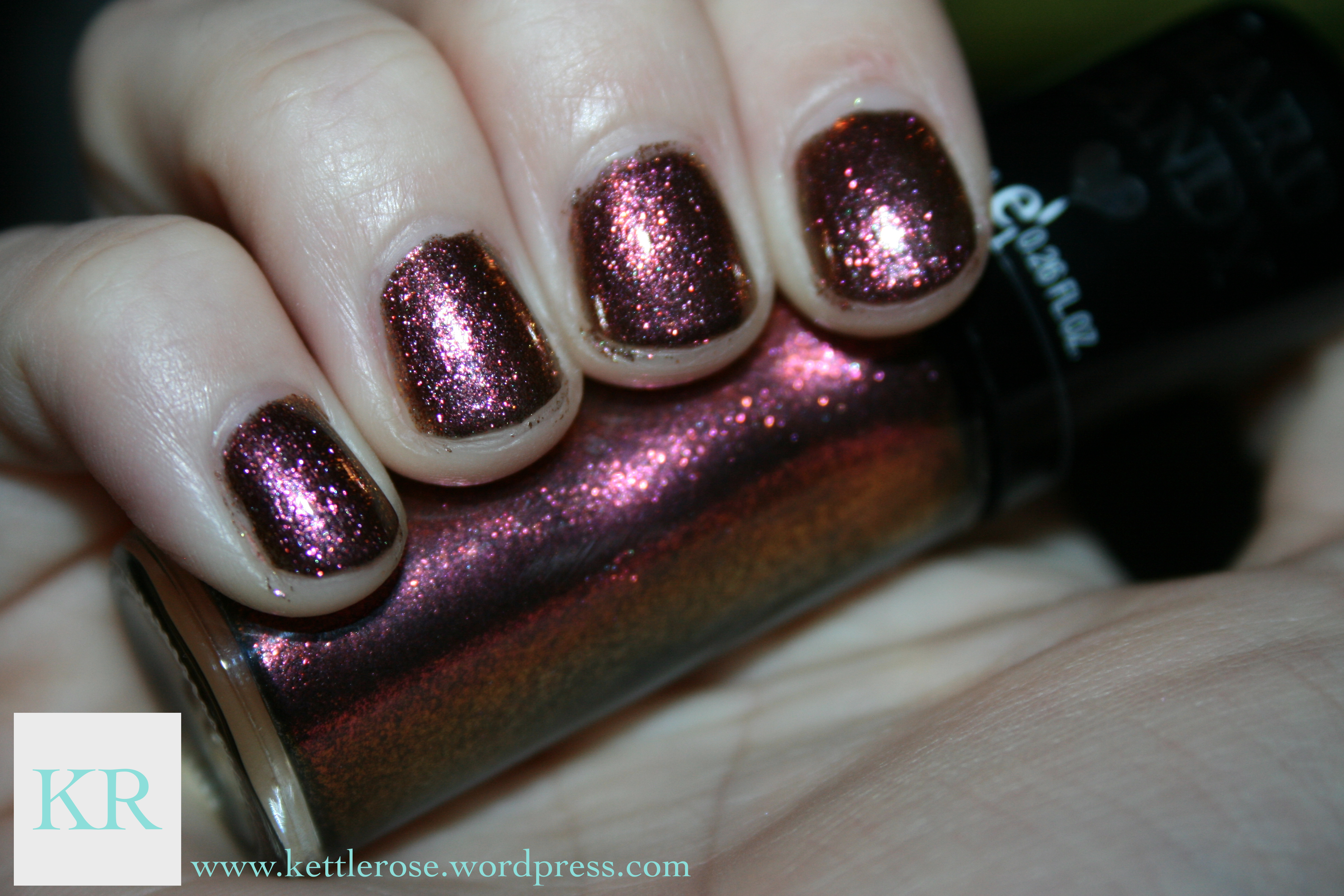258540363f Hard Candy Nail Polishes | Swatches, Photos, Review | Kettle Rose